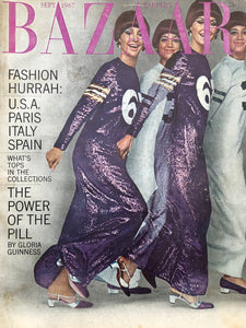 Archived - Harper's BAZAAR US September 1967