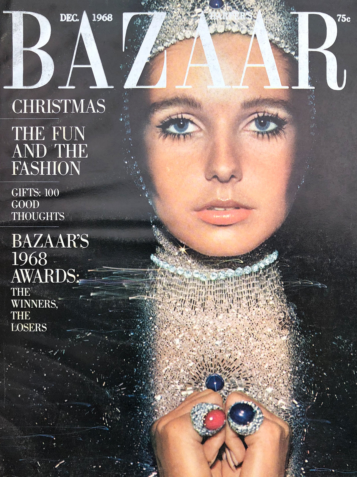 Archived - Harper's BAZAAR US December 1968