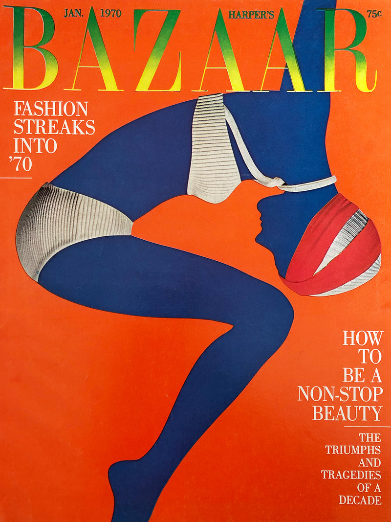Archived - Harper's BAZAAR US January 1970