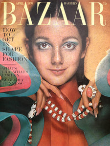 Archived - Harper's BAZAAR US April 1970