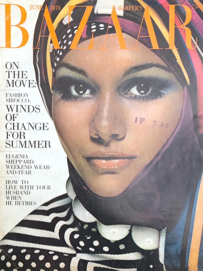 Archived - Harper's BAZAAR US June 1970