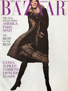 Archived - Harper's BAZAAR US September 1970