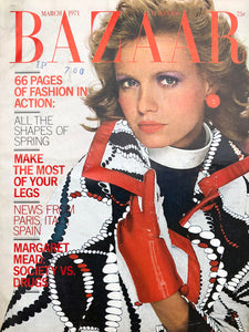 Archived - Harper's BAZAAR US March 1971