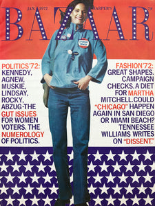 Archived - Harper's BAZAAR US January 1972
