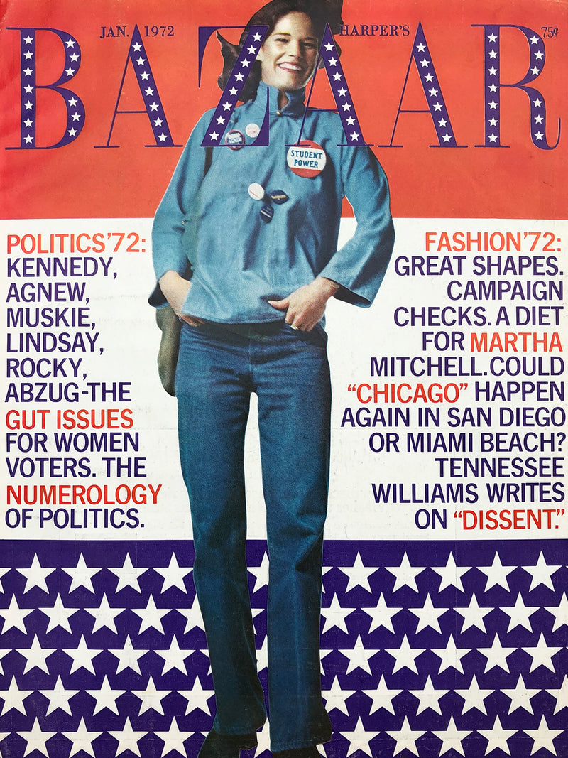 Harper's BAZAAR US January 1972