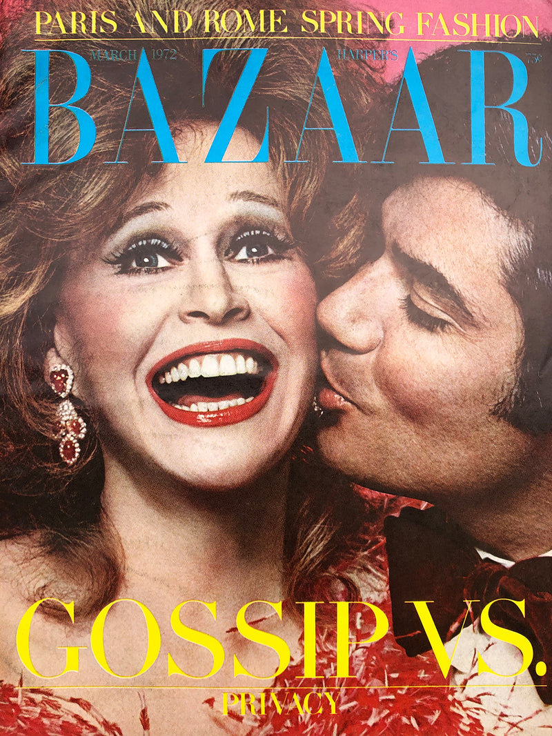 Archived - Harper's BAZAAR US March 1972