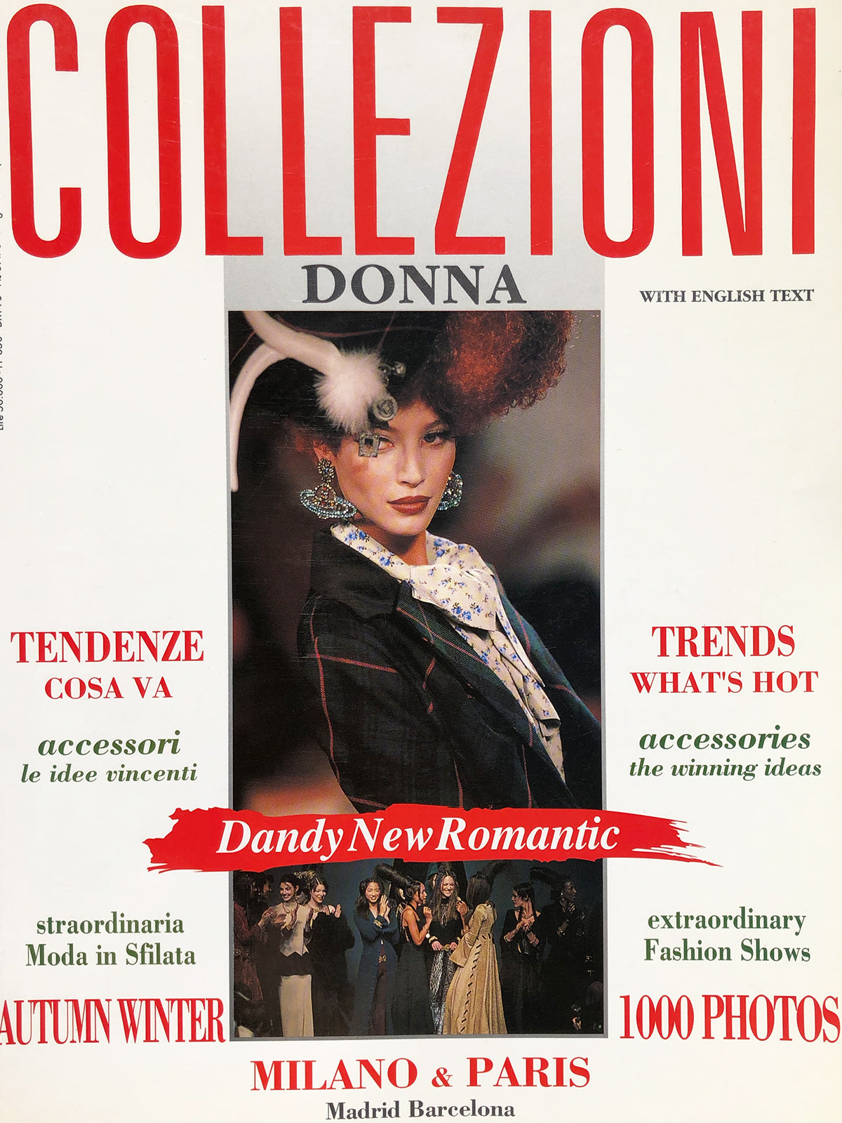 Archived - Collezioni N. 34 Prêt-a-Porter Fall/Winter 1993/1994