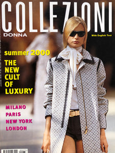 Archived - Collezioni N. 73 Prêt-a-Porter Spring/Summer 2000