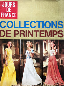 Archived - JOURS DE FRANCE Collections Spring/Summer 1972