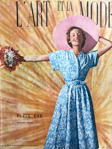 Archived - L'Art et la Mode France May/June 1949