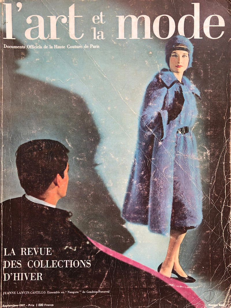 Archived - L'Art et la Mode France September 1957