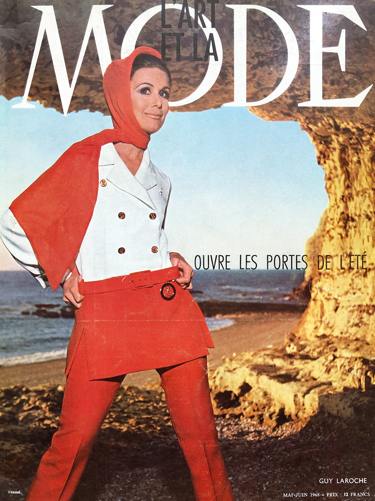 Archived - L'Art et la Mode France May/June 1968