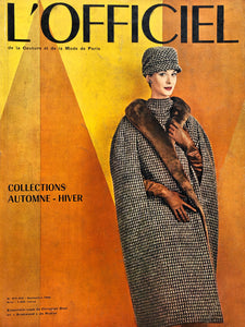 Archived - L'Officiel Paris September 1956