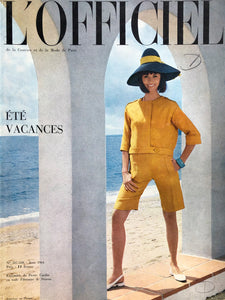 Archived - L'Officiel Paris June 1964