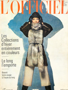 Archived - L'Officiel Paris September 1970