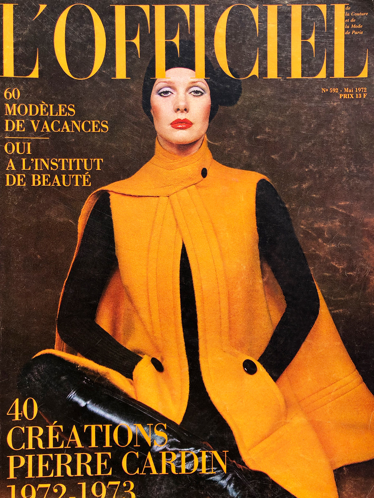 Archived - L'Officiel Paris May 1972