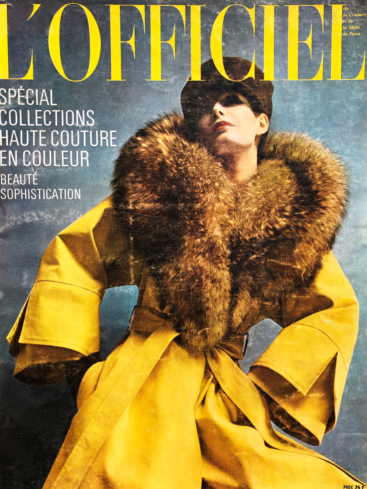Archived - L'Officiel Paris September 1972