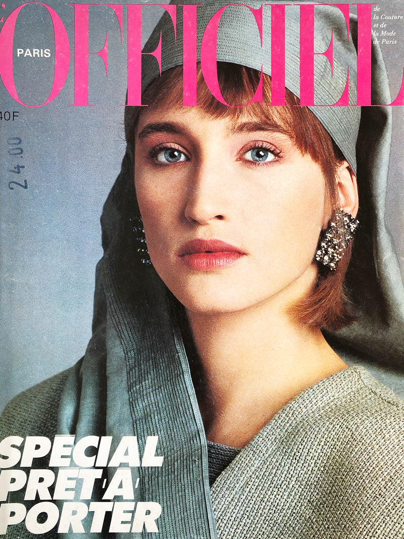 Archived - L'Officiel Paris February 1985