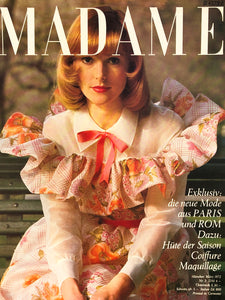 Archived - MADAME Germany March 1972