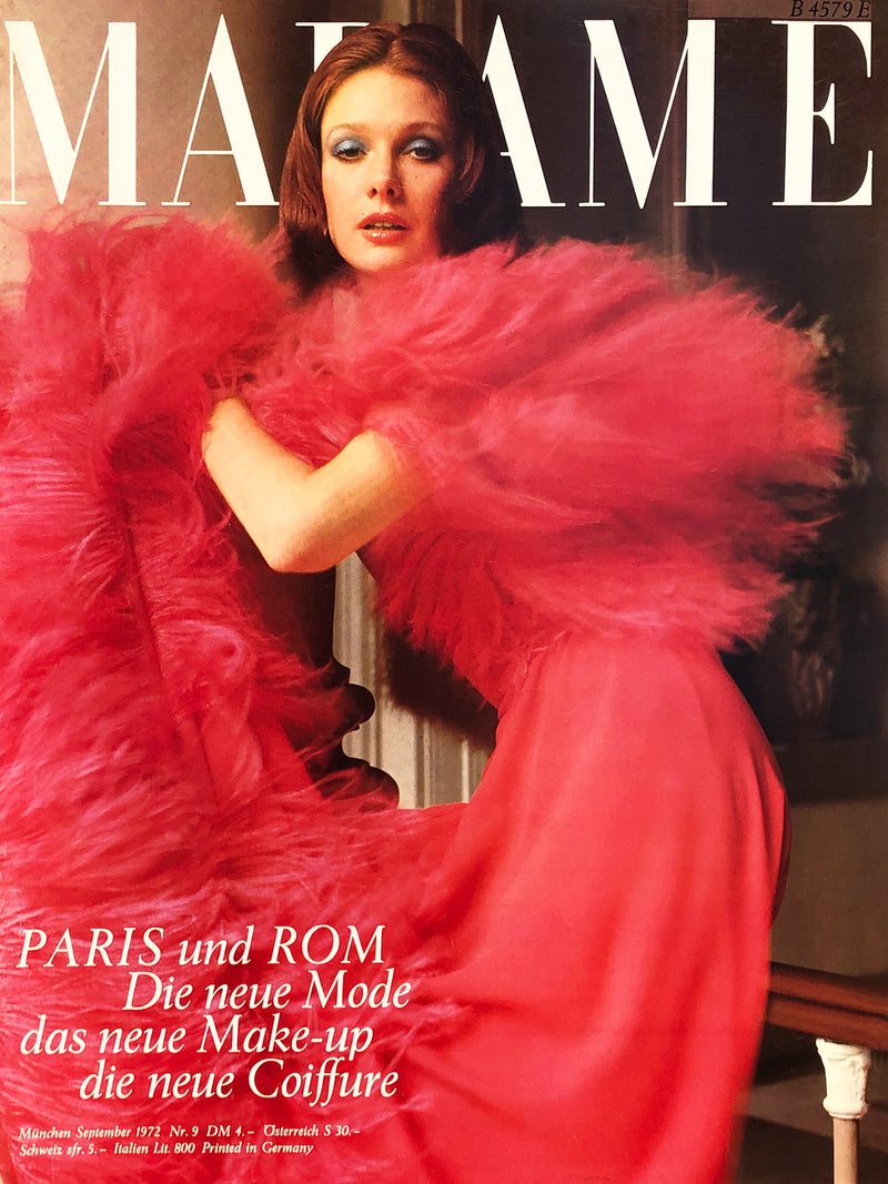 Archived - MADAME Germany September 1972