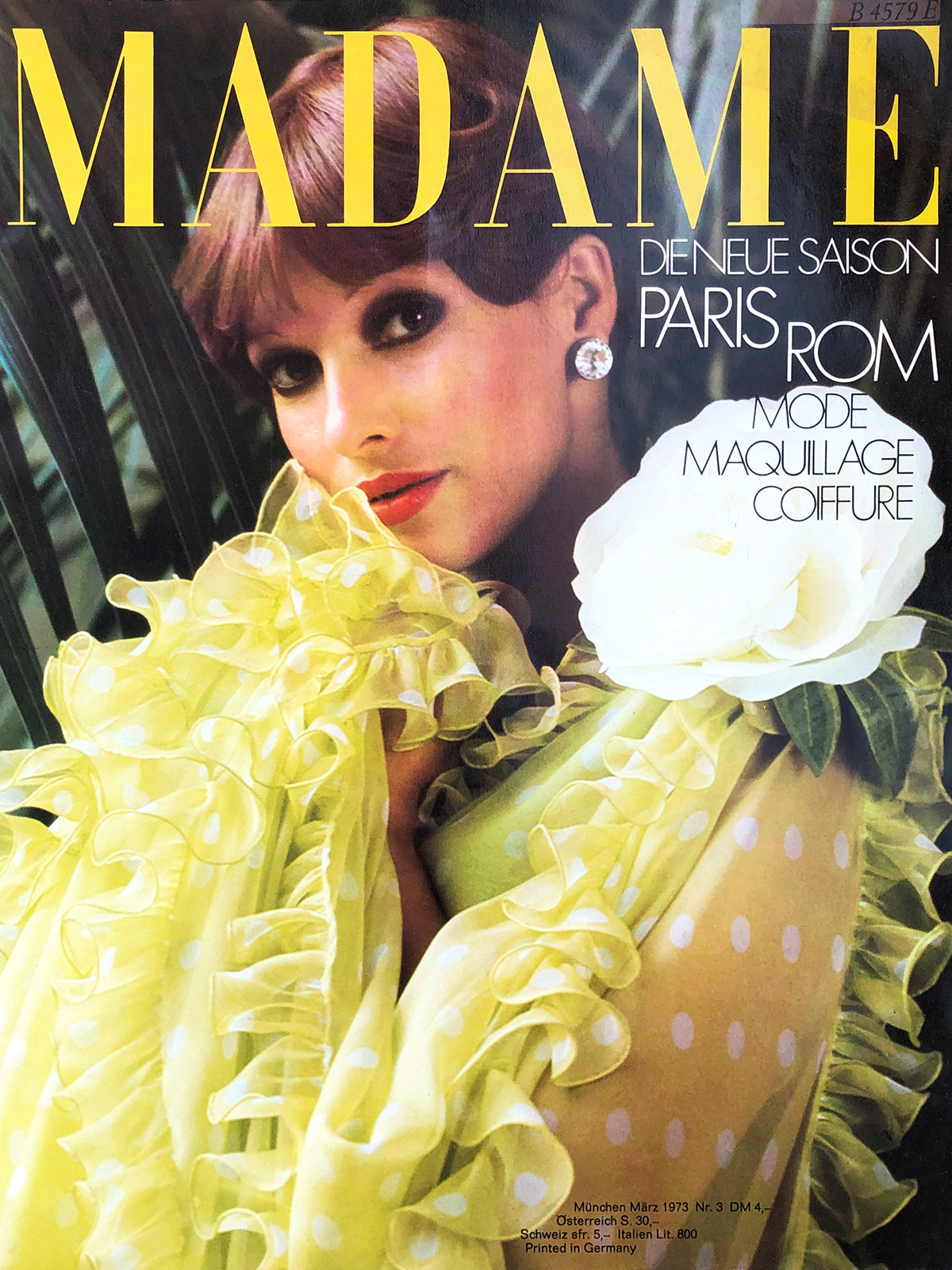 Archived - MADAME Germany March 1973