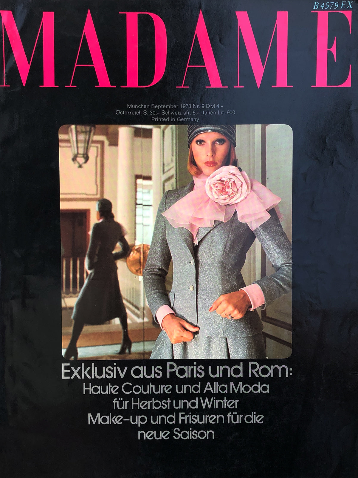 Archived - MADAME Germany September 1973