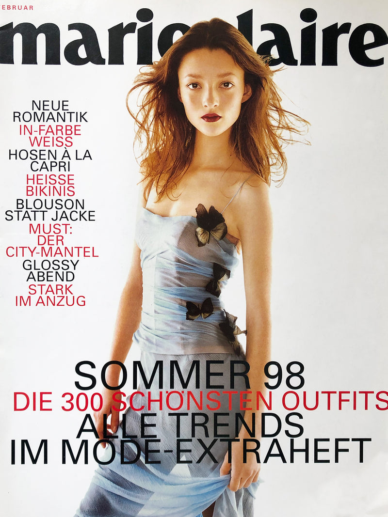 Archived - MARIE CLAIRE Germany Collections S/S 1998
