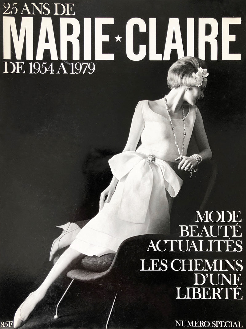 Archived - MARIE CLAIRE France 25 Ans 1954-1974