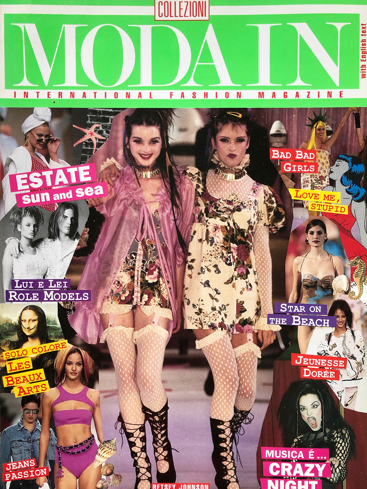 Archived - MODA IN Collezioni N. 91 April-June 1994
