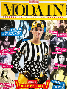 Archived - MODA IN Collezioni N. 92 July-September 1994