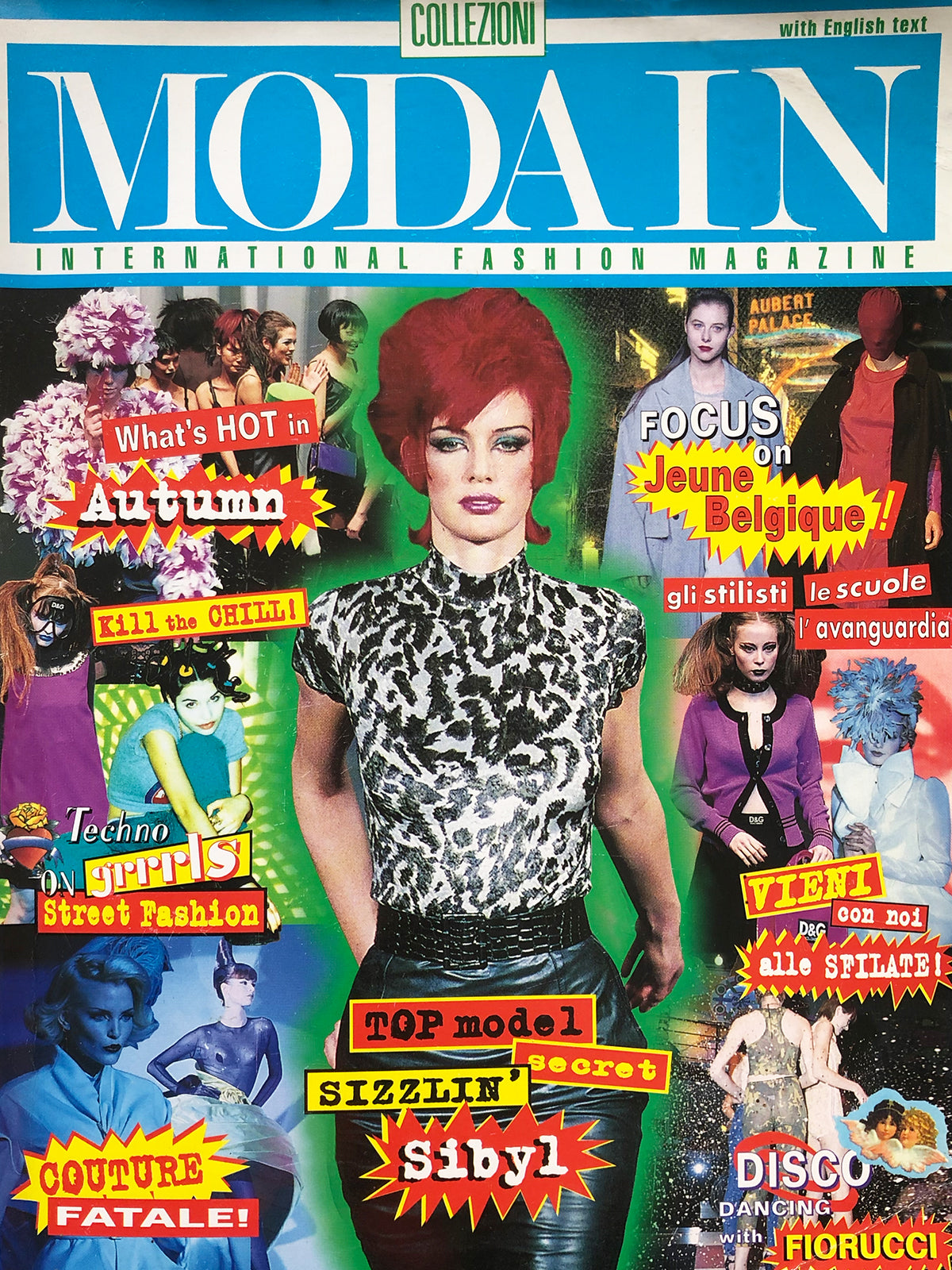 Archived - MODA IN Collezioni N. 96 July-September 1995