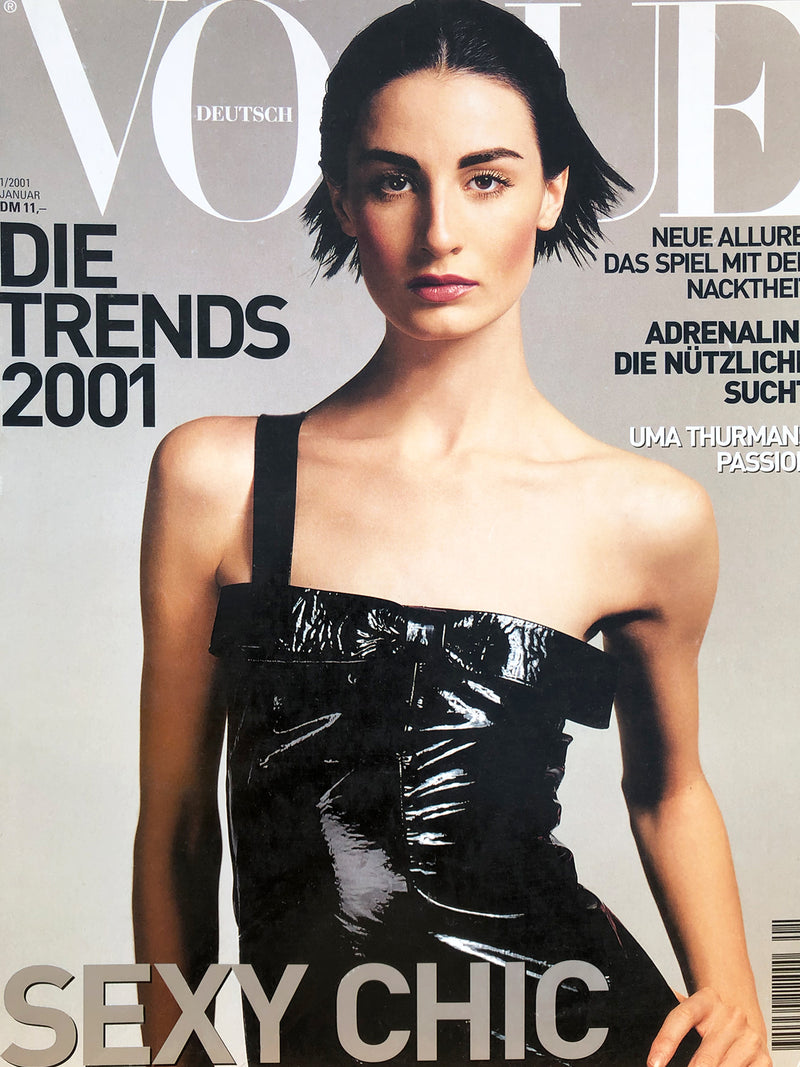 Archived - VOGUE Germany January 2001
