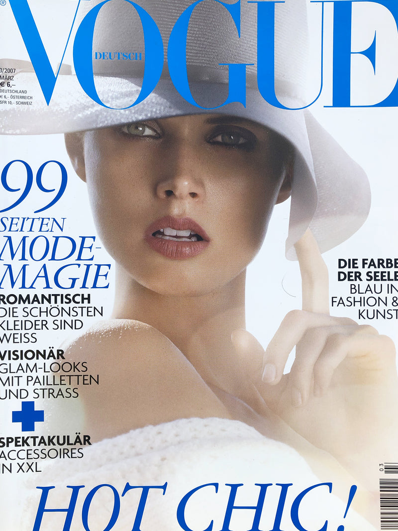 Archived - VOGUE Germany March 2007