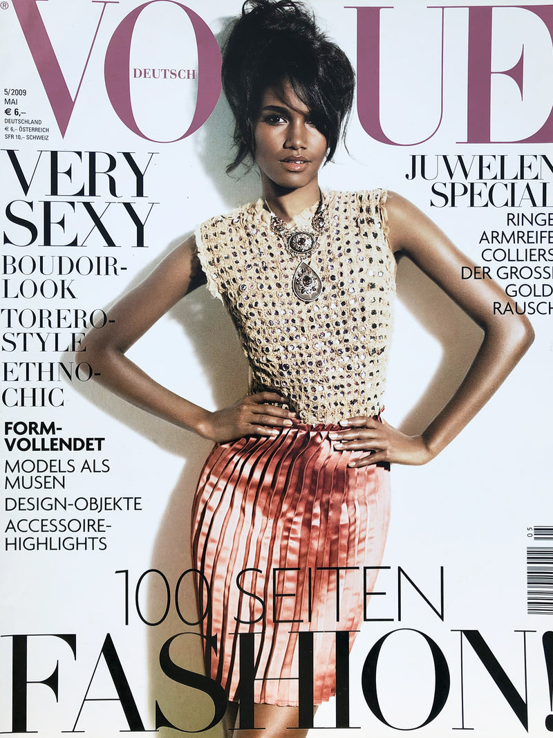 Archived - VOGUE Germany May 2009