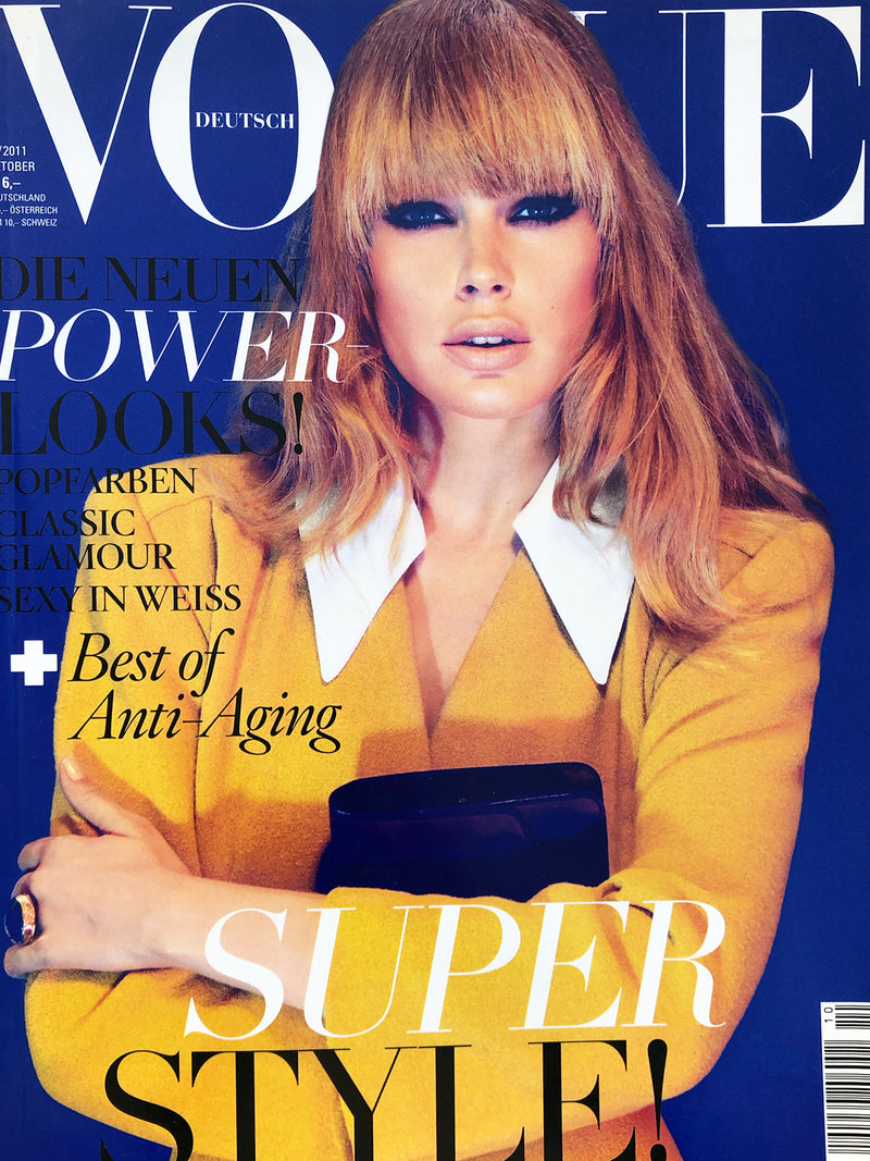 Archived - VOGUE Germany October 2011