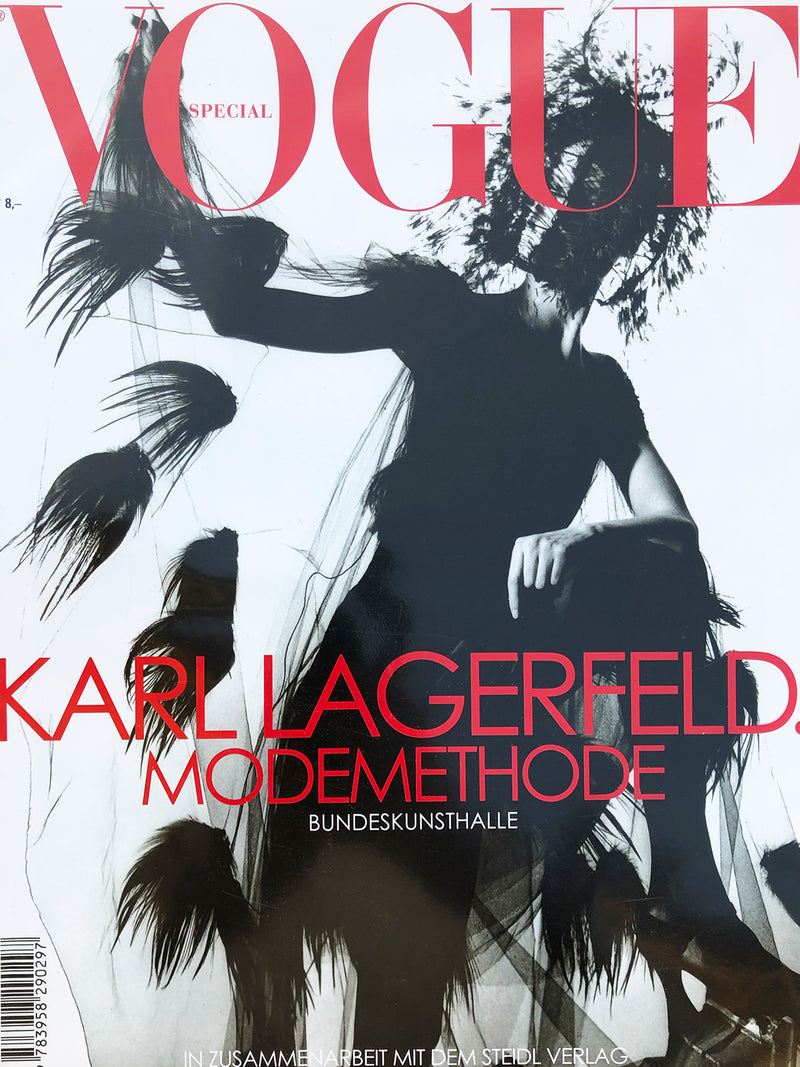 Archived - VOGUE Germany 2015 Karl Lagerfeld Exhibition Bundeskunsthalle