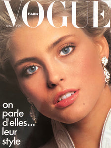 Archived - VOGUE Paris November 1980