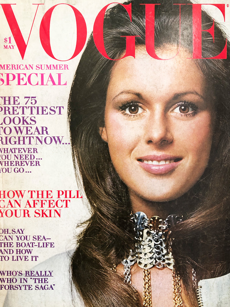 Archived - Vogue US May 1970