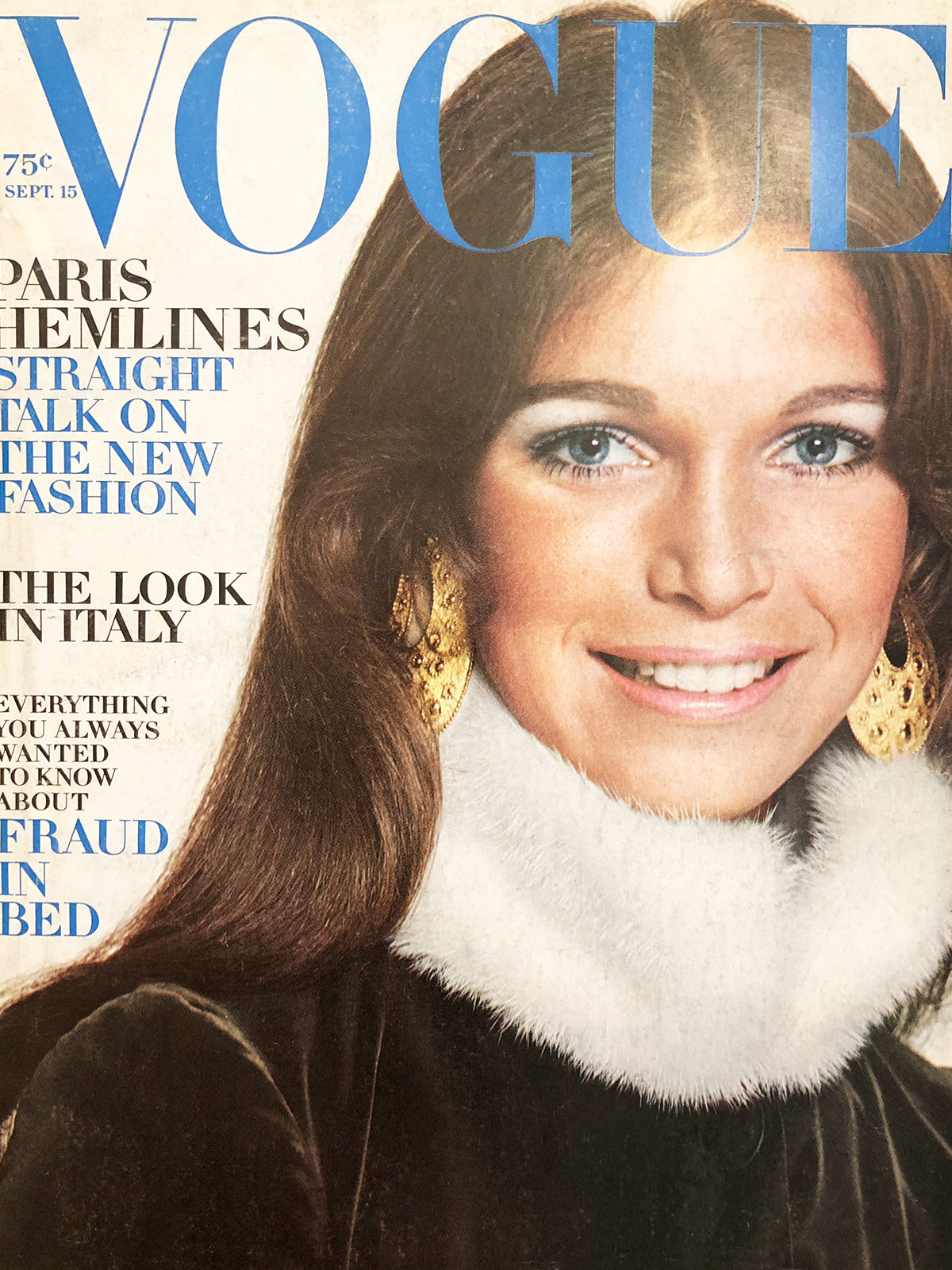 Archived - Vogue US September 15th 1970