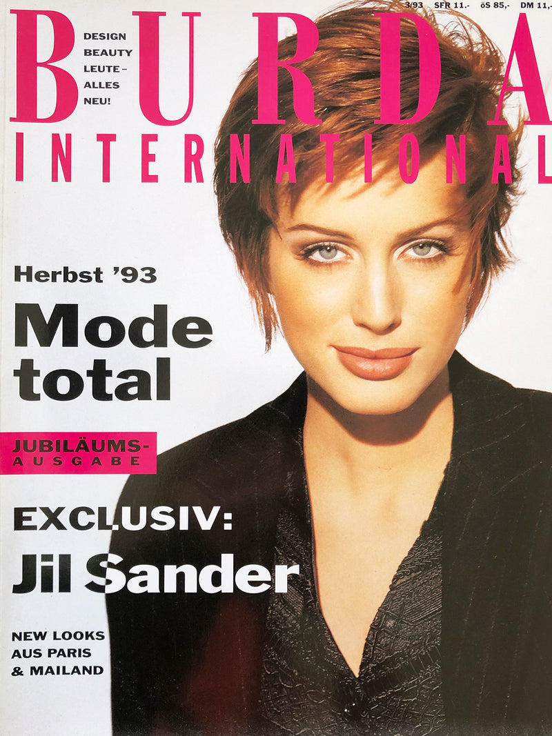 Archived - BURDA International Germany Fall 1993