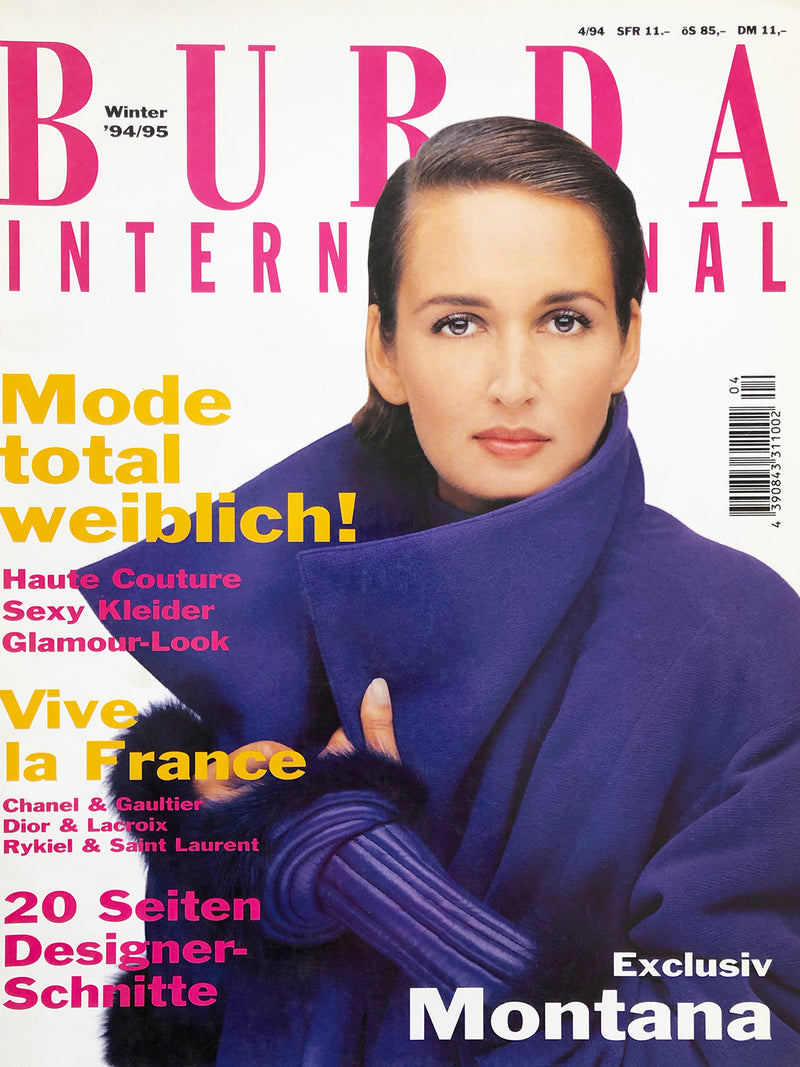 Archived - BURDA International Germany Winter 1994/1995