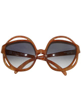 Sold - CHRISTIAN DIOR 2027-30 1970s Vintage Sunglasses