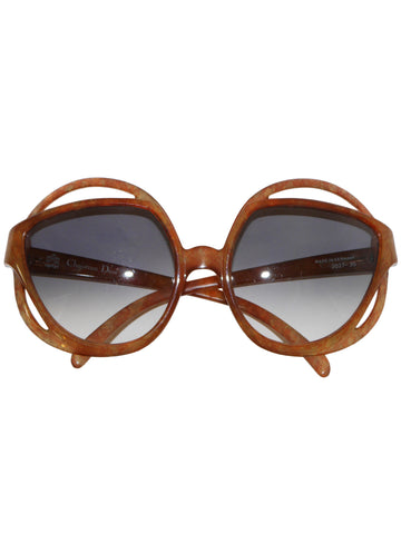 CHRISTIAN DIOR 2027/30 1970s Vintage Sunglasses