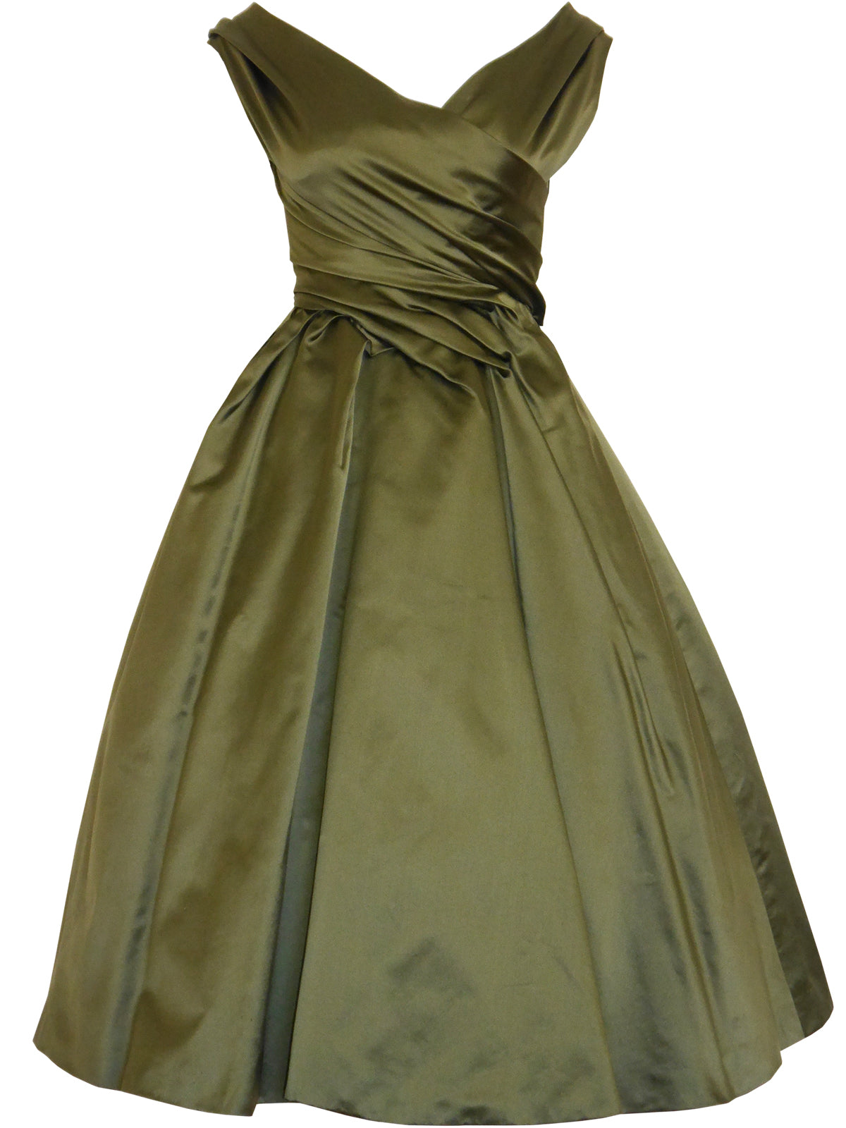 "CHRISTIAN DIOR A/W 1957/58 Haute Couture ""Venezuela"" Evening Dress Size XS"