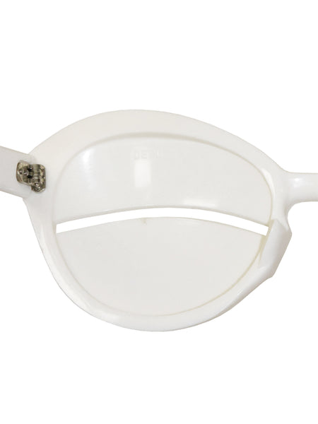 COURRÈGES Vintage 1965 Space Age Eskimo Sunglasses