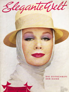 Archived - Elegante Welt Germany June 1961