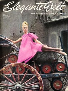 Archived - Elegante Welt Germany March 1962