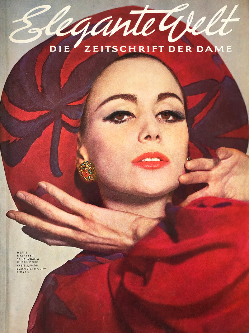 Archived - Elegante Welt Germany May 1964
