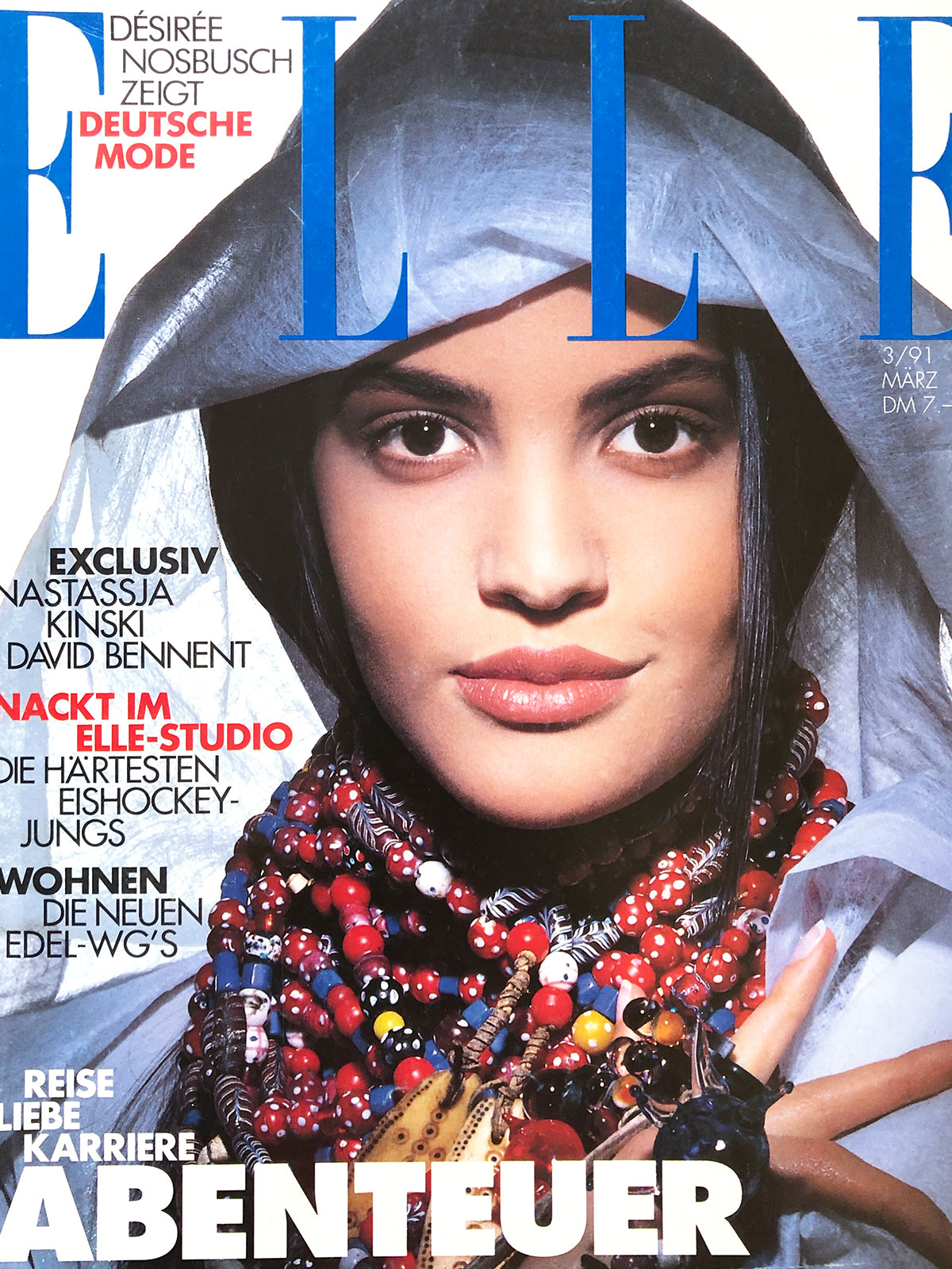 Archived - ELLE Germany March 1991