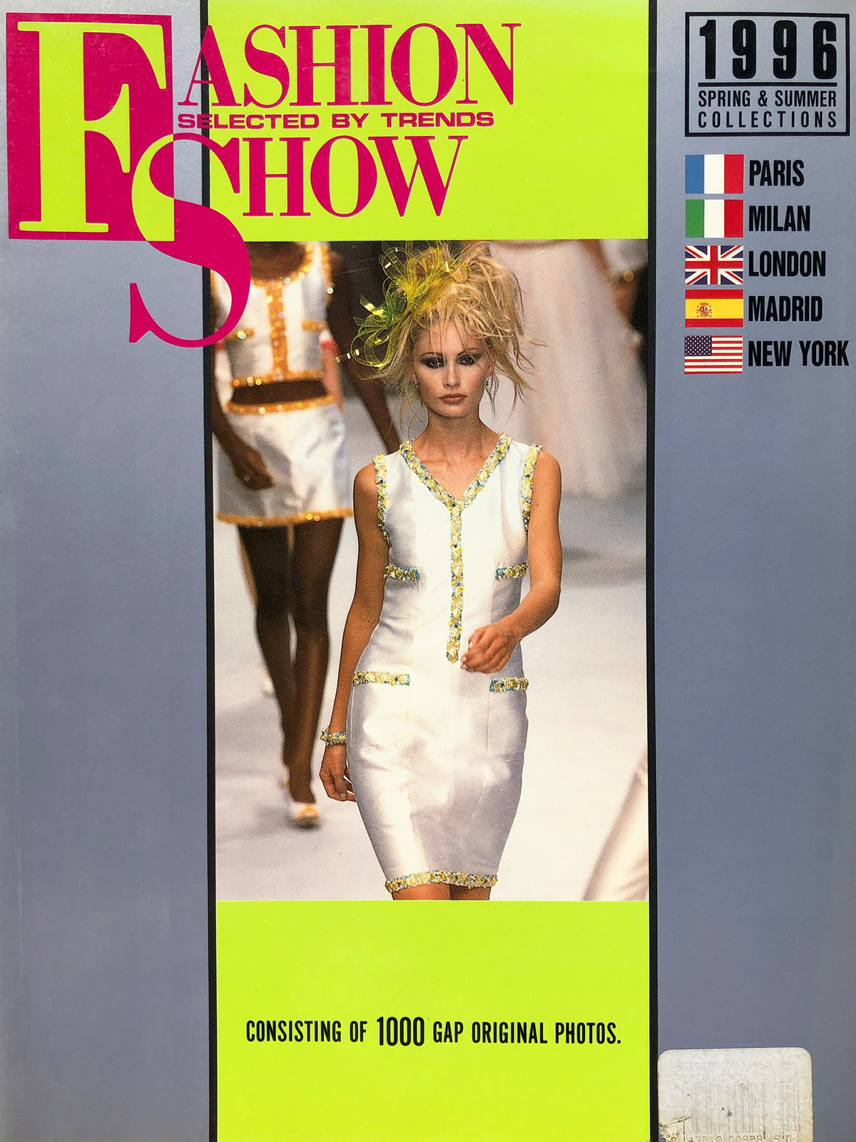 Archived - Fashion Show Spring/Summer 1996